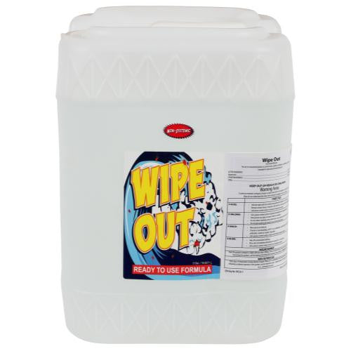 Wipe Out 5 Gallon (1/Cs)