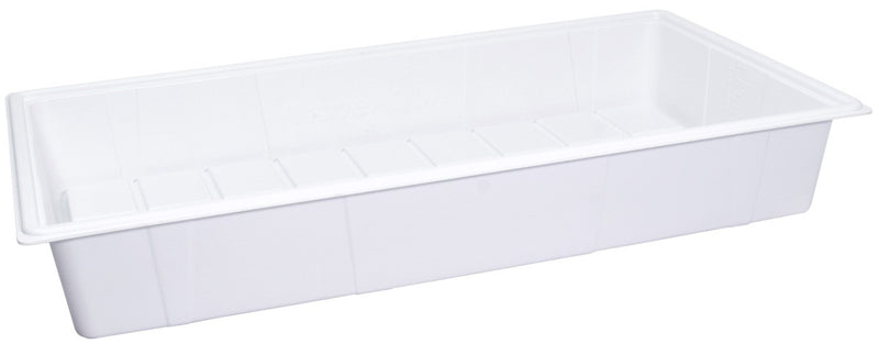 Flood Table 2x4 Premium White