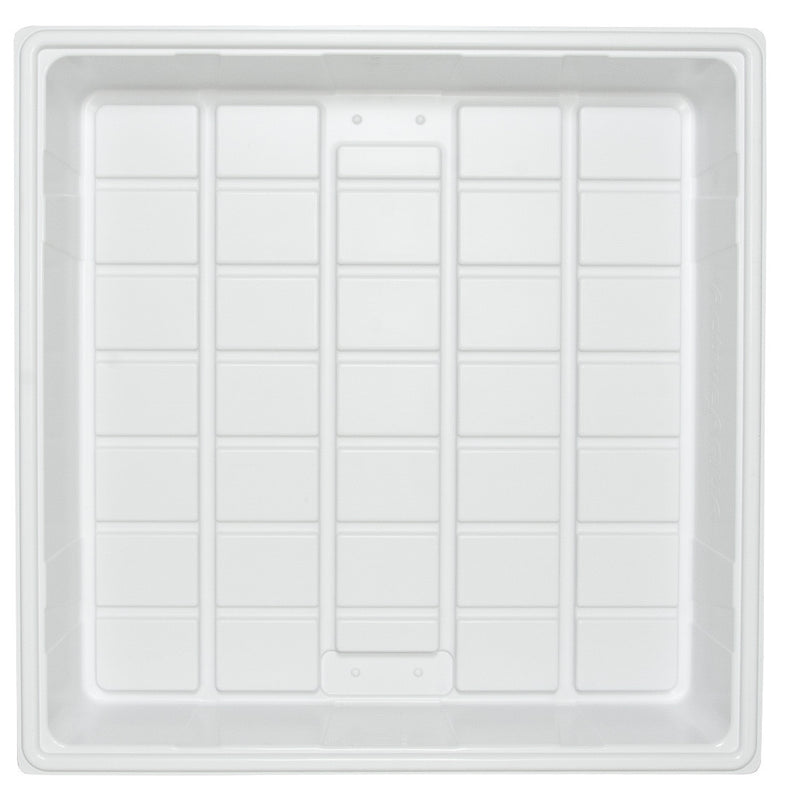 Flood Table 3x3 Premium White
