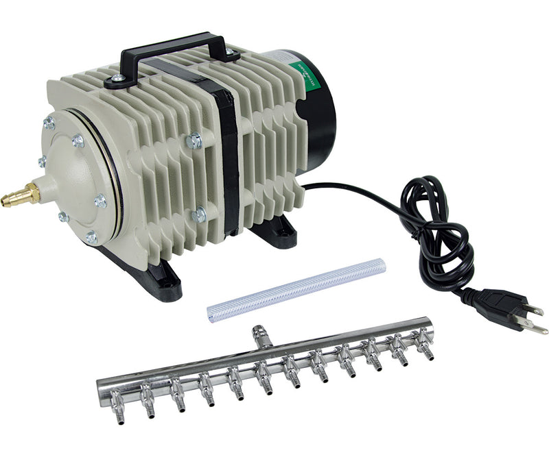 Air Pump 12 Outlets 112W 110L/min (4/cs)