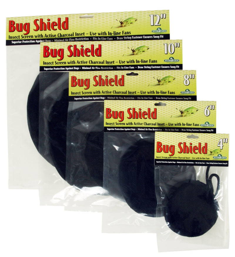 Bug Shield, 10 Inch