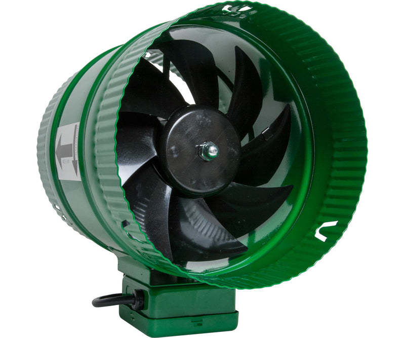 "8"" Inline Booster Fan 471cfm"