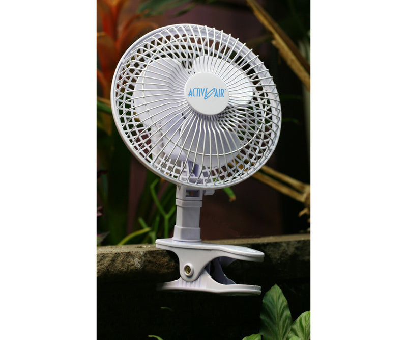 "6"" Clip On Fan"