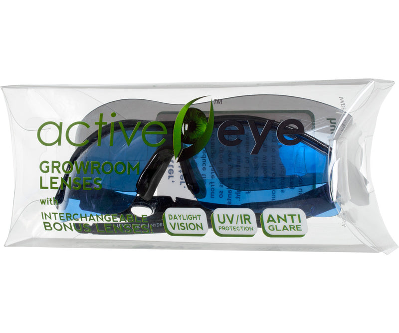 Active Eye Growroom Lenses