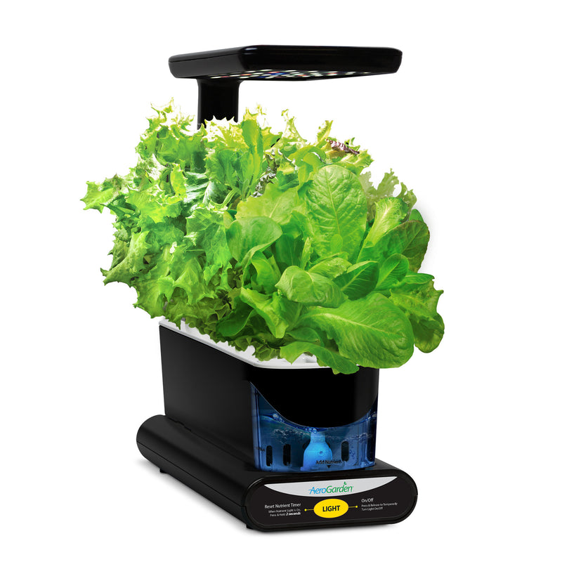 AeroGarden Sprout Plus, Blk