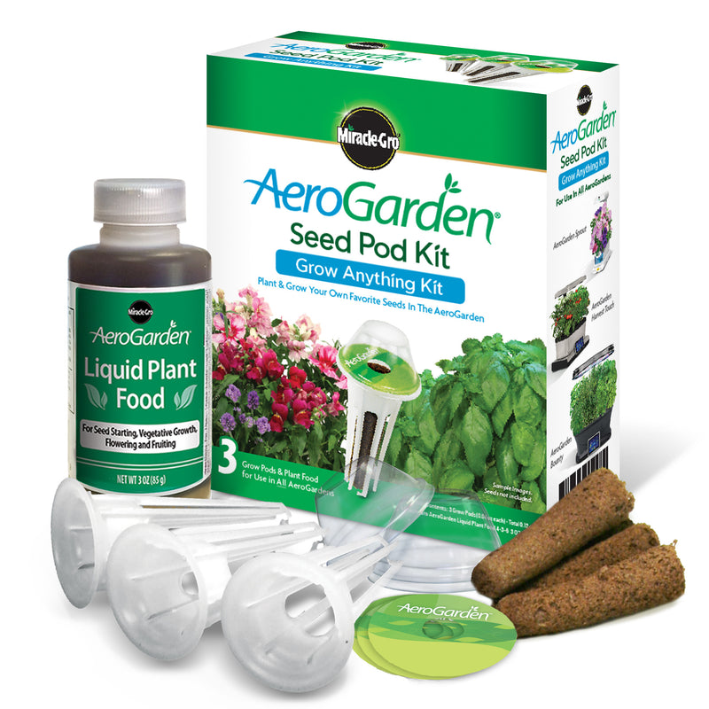 3-Pod Grow Anything 1-Season Kit