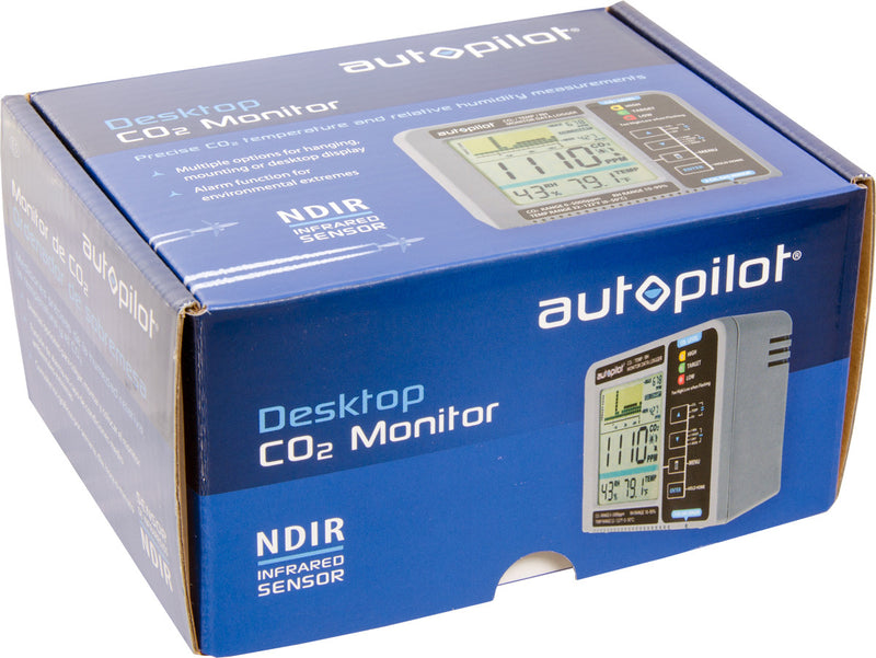 Desktop CO2 Monitor (16/cs)