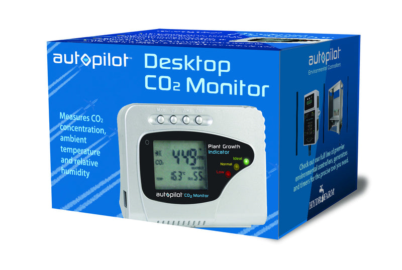 Desktop CO2 Monitor