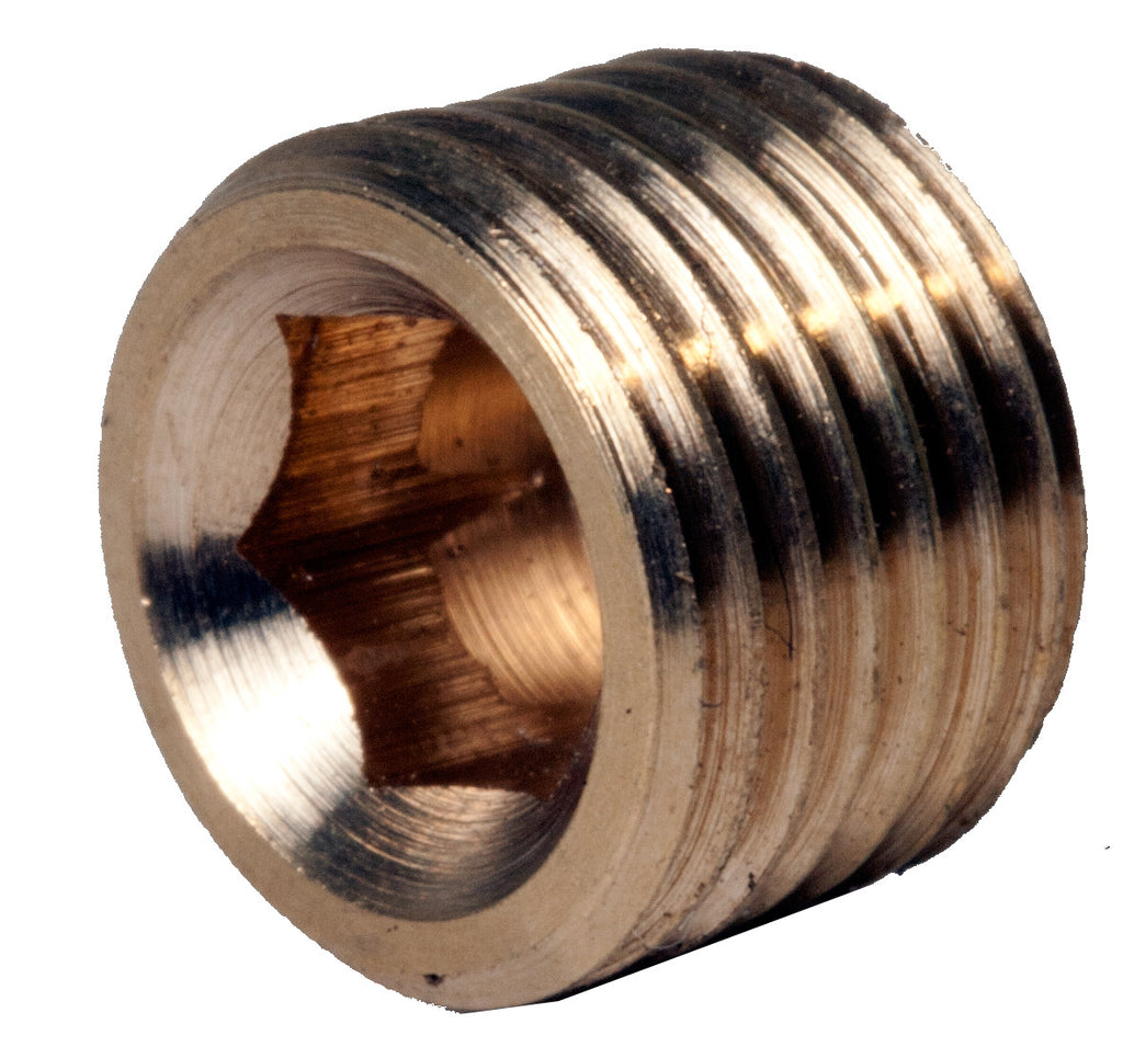 CO2 Generator Brass Plug
