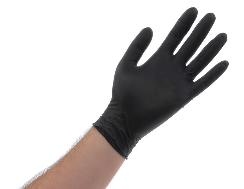 Black Lightning Gloves, small