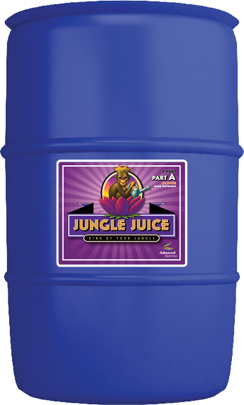 Jungle Juice 2-Part Bloom Part A 208L