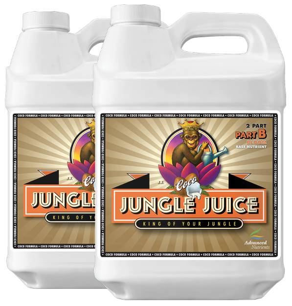 Jungle Juice 2-Part Coco Bloom Part A 10L