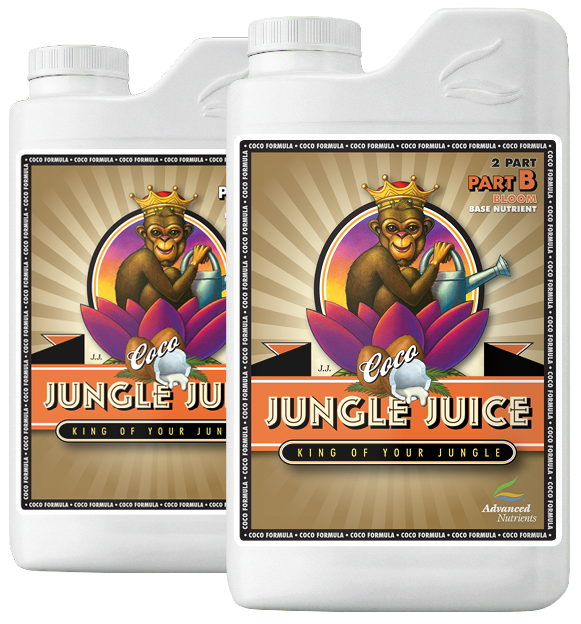 Jungle Juice 2-Part Coco Bloom Part B 1L