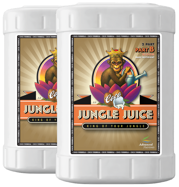 Jungle Juice 2-Part Coco Bloom Part A 23L