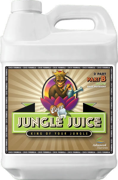 Jungle Juice 2-Part Coco Grow Part B 10L