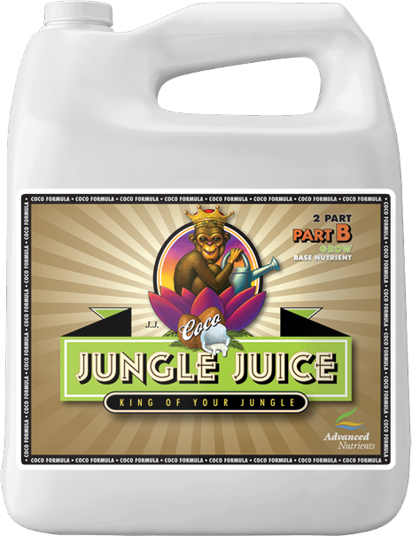 Jungle Juice 2-Part Coco Grow Part B 4L