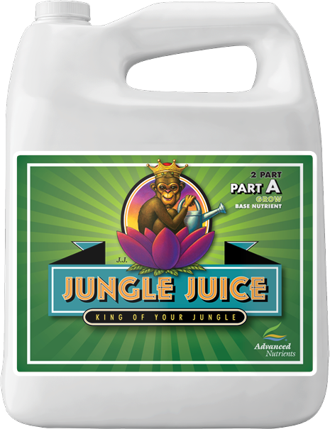 Jungle Juice 2-Part Grow Part A 4L