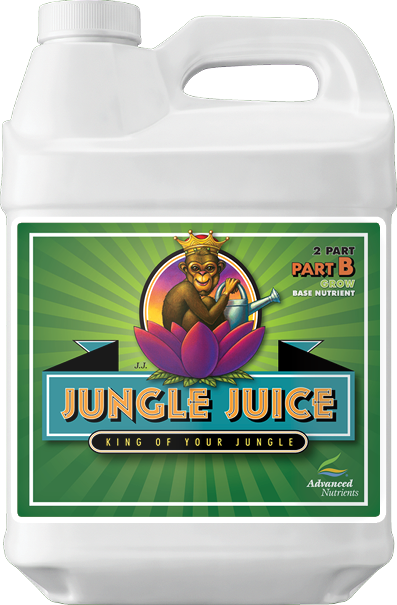 Jungle Juice 2-Part Grow Part B 10L