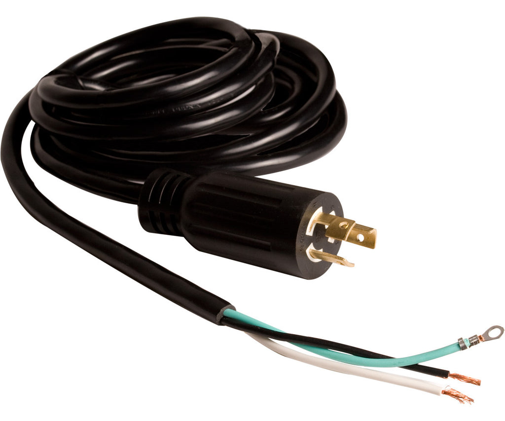 "Power Cord 277v & 6"" Lead 16/3"