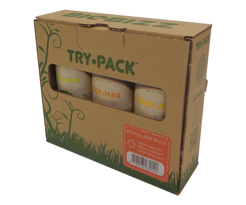 Trypack Stimulant, pack of 3-250ml