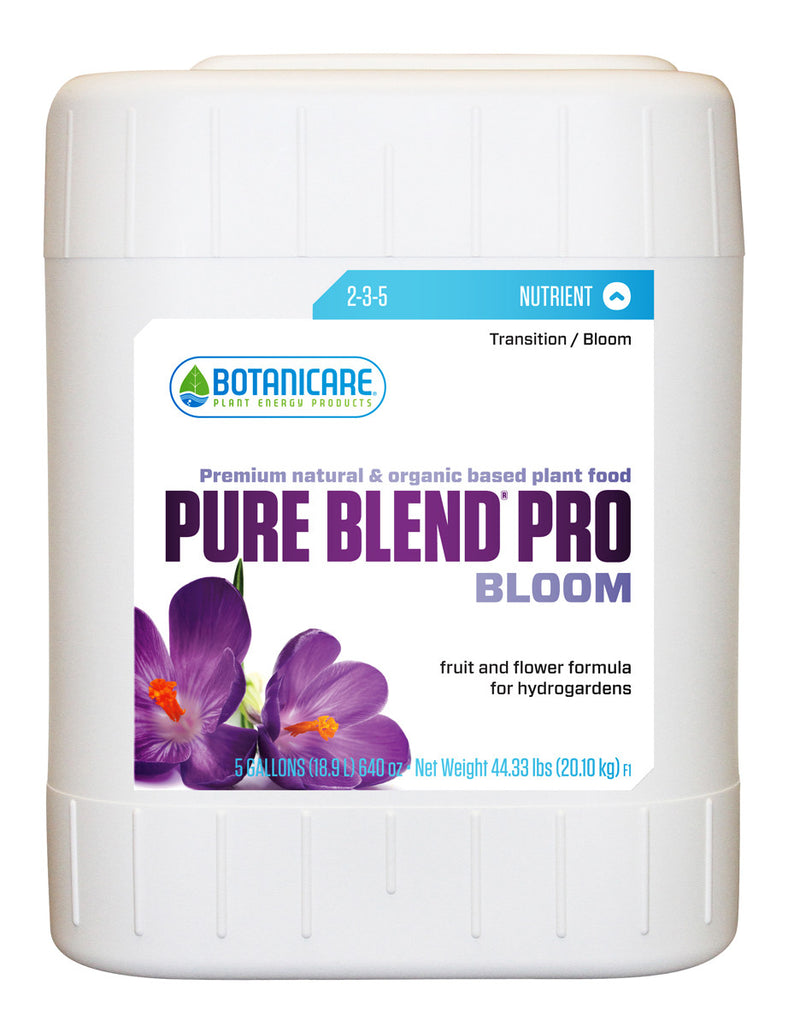 Pure Blend Pro Bloom 5 gal