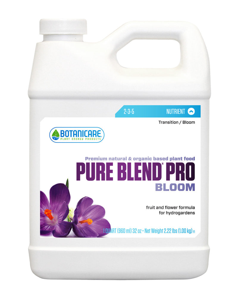 Pure Blend Pro Bloom 1 qt