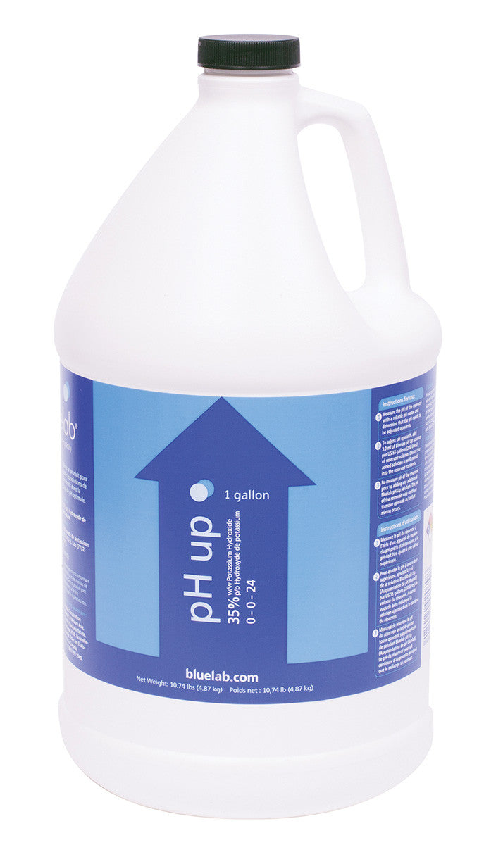 Bluelab pH Up 1 Gallon Bottle