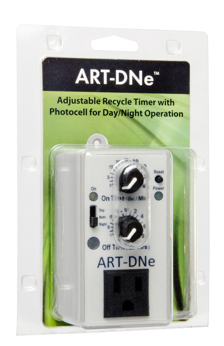 Adjustable Recycling Timer