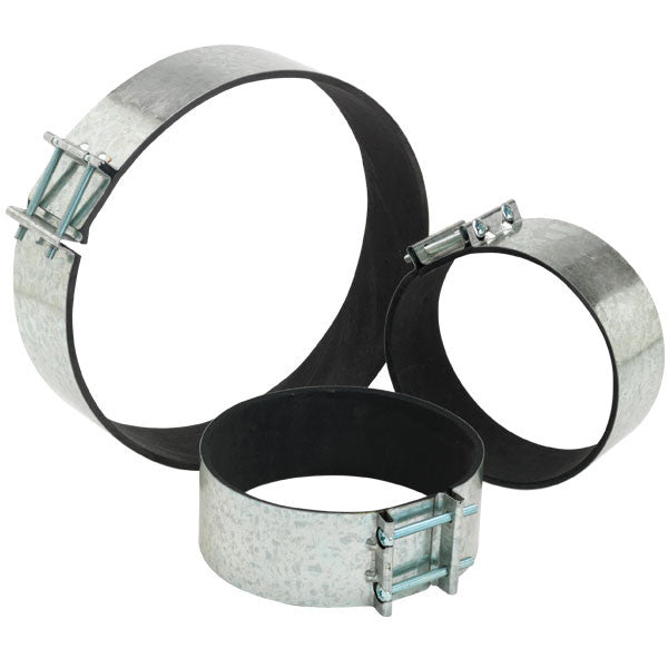 4'' Quiet Clamp (pair)
