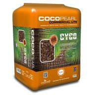 CYCO Coco Pearl with Mycorrhizae, 3.8 cu ft