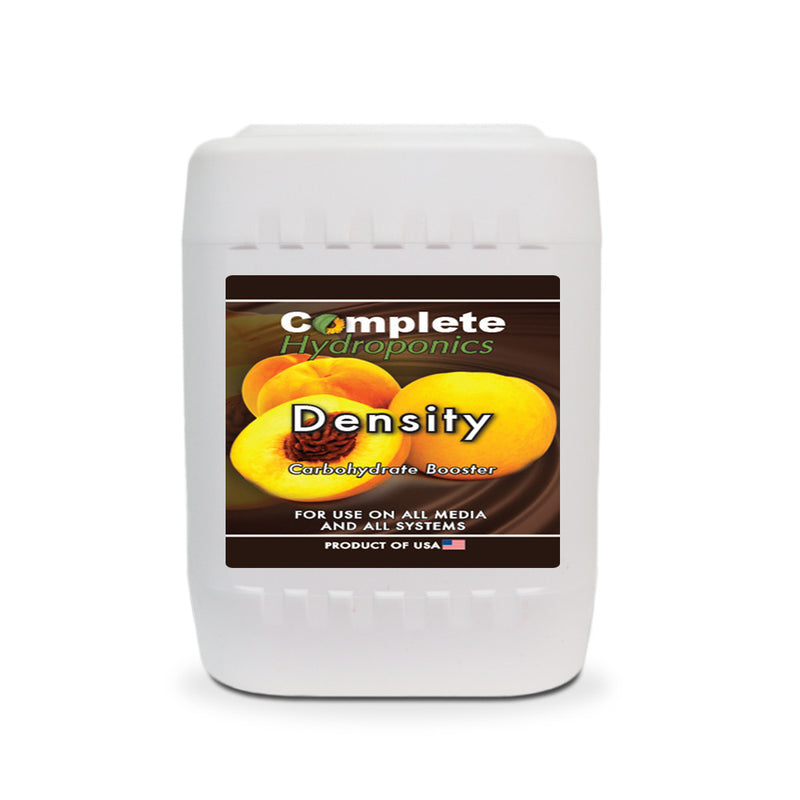 Complete Hydroponics | Density | Carbohydrate Booster | For use on all media and all systems | Product of USA