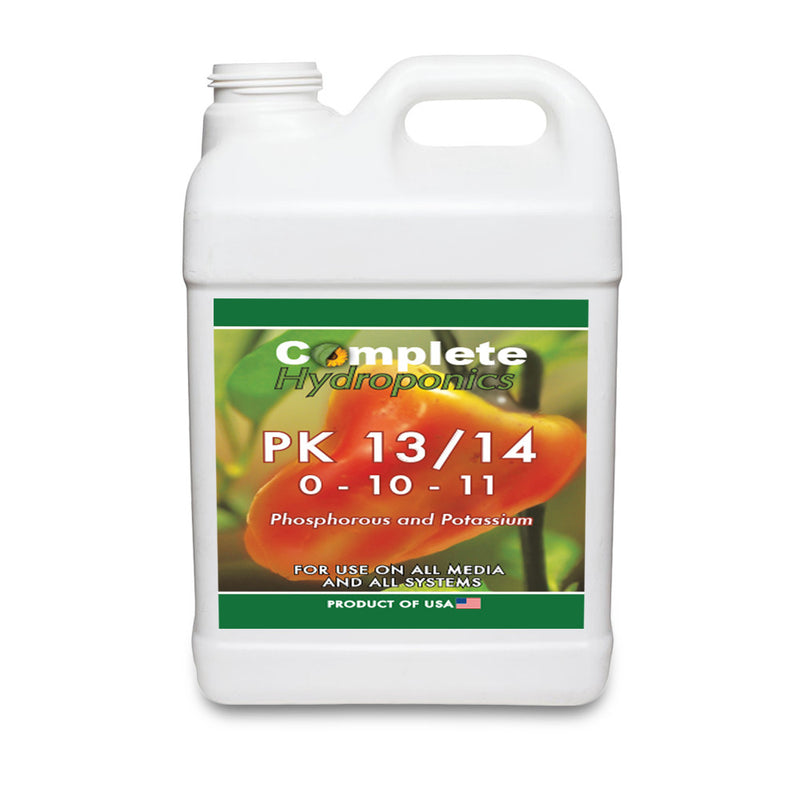 Complete Hydroponics | PK 13/14 | 0-10-11 | Phosphorous and Potassium | For use on all media and all systems | Product of USA