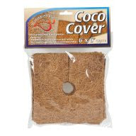 "Sunleaves Coco Cover, 6"", 10 Pack"