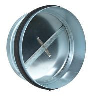 DuraBreeze Duct Damper, 8""