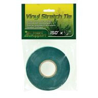 Smart Support Vinyl Stretch Tie, 150' x 1/2""