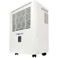 Utopian Systems Portable Dehumidifier, 40 Pint