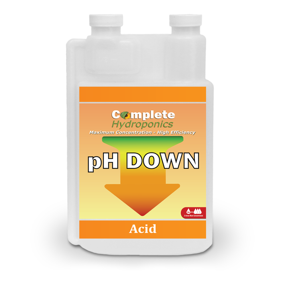 pH Down - 1 Quart