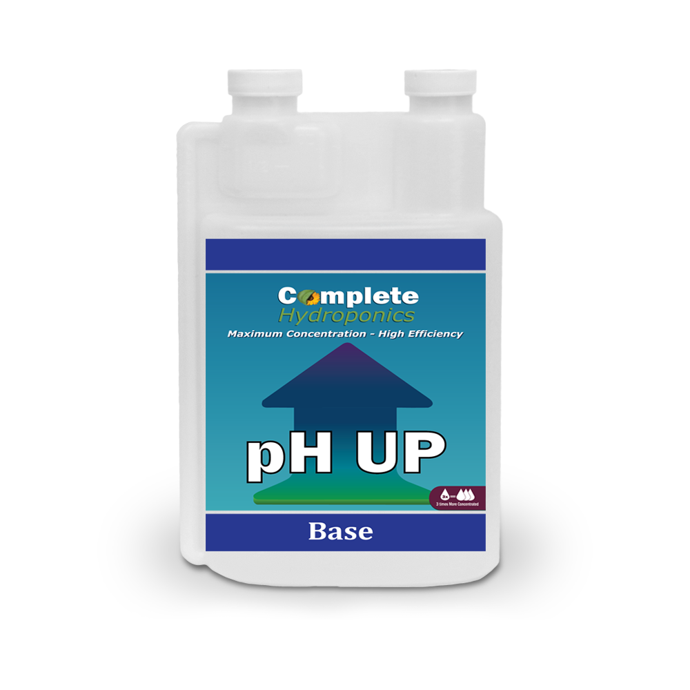 Complete Hydroponics Maximum Concentration - High Efficiency pH Up Base