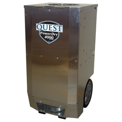 Quest PowerDry 4000 Pro Dehumidifier Seconds