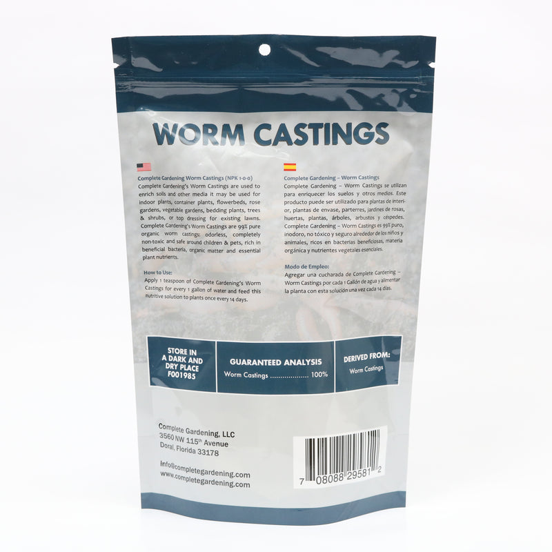 Worm Casting (1-0-0)