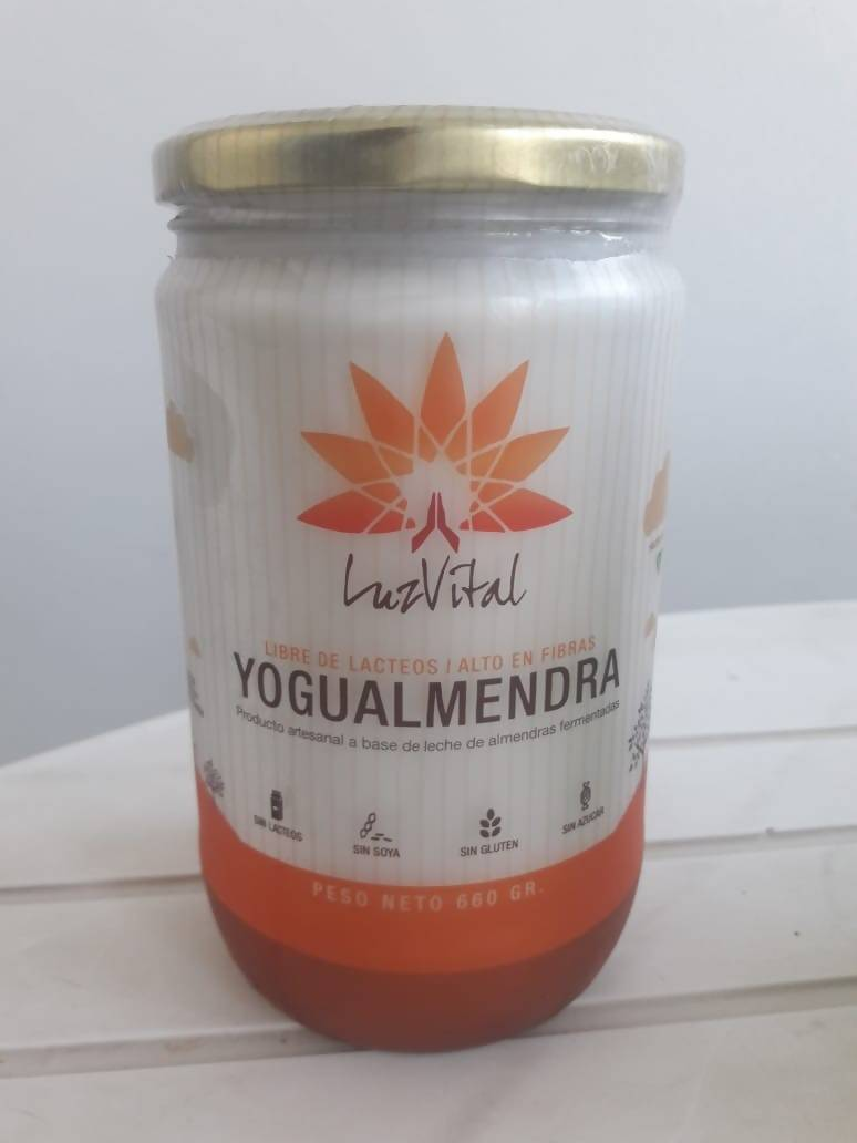 Pack YoguAlmendra de 3 botellas de 660 gr. c/u