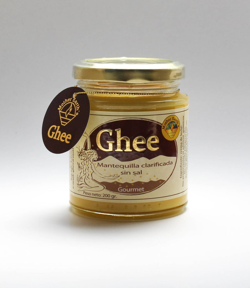 "Frasco de Ghee Clásico ""Mother Earth´s"" 200 gr."