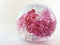 Pink Blown Glass Paperweight