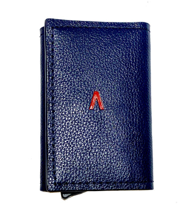 RFID WALLET DARK BLUE