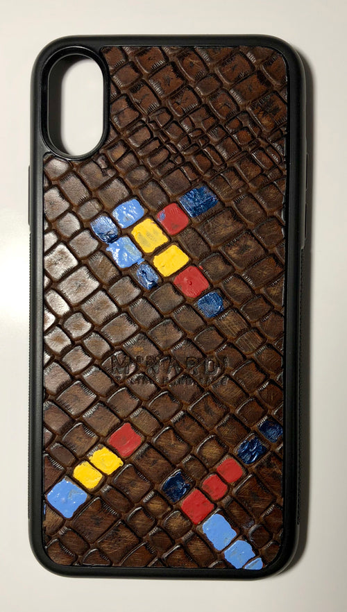 Cover iPhone X Mosaico