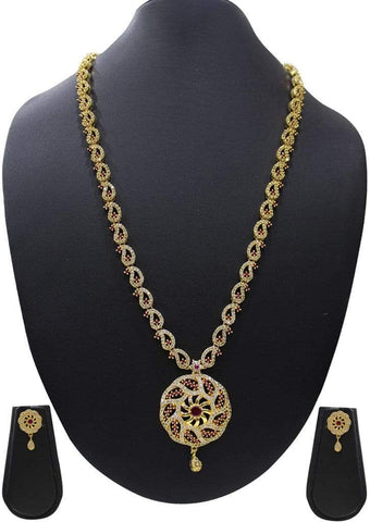 1 gm gold Necklace 013 ARRS Silks