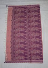 Pink Nagamam cotton Saree-FE6403