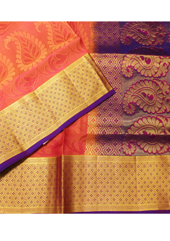 Light weight Kanchipuram Silk Saree