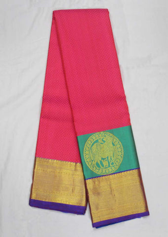 Multi Colour Nakshatra Pure Silk Saree