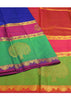 Blue Muhurtham Pure Silk Saree